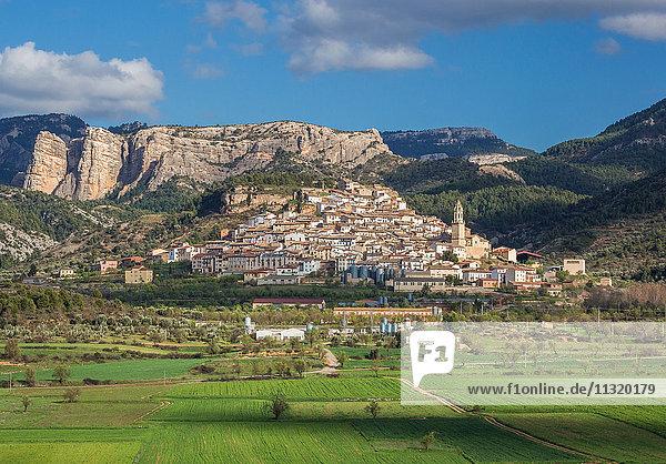 Spain  Teruel Province  Peñarroya de Tastavins City