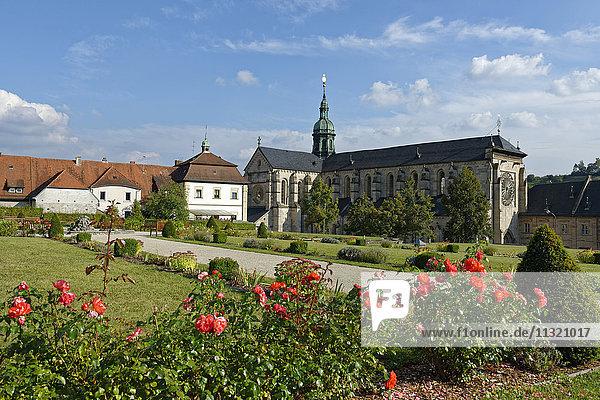 Deutschland  Bayern  Franken  Ehemaliges Kloster Ebrach