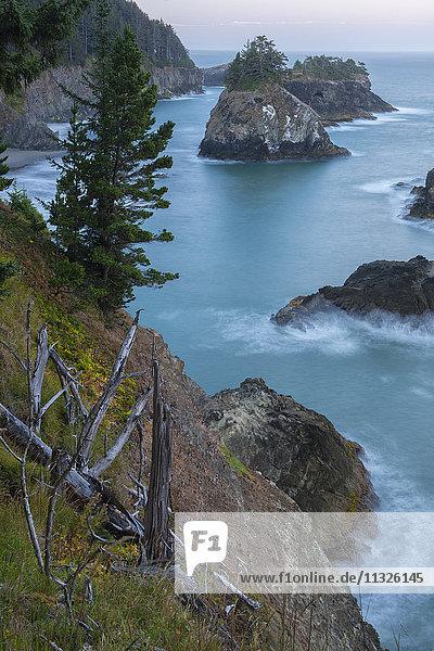 Coast in Oregon