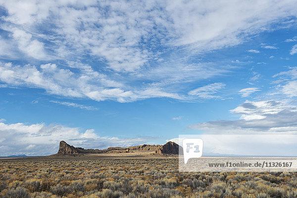 High desert in Oregon