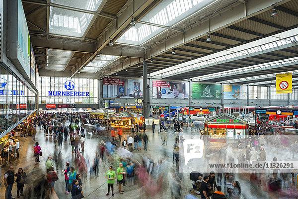 Munich Railway station