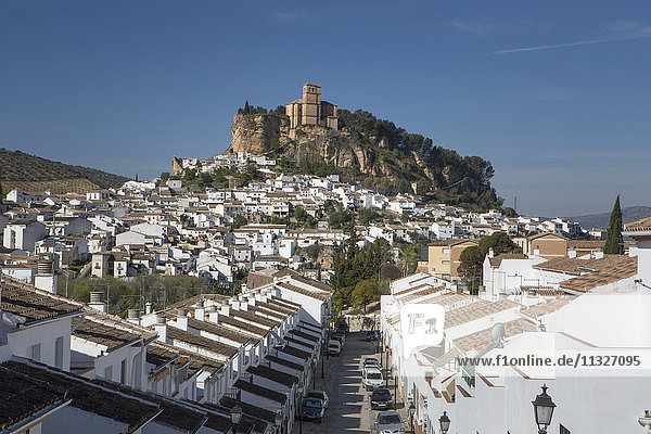Montefrio in Andalusia