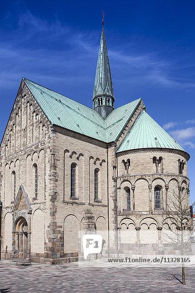 church in Ribe  Denmark
