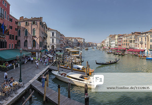 canal grande in Venice  Veneto