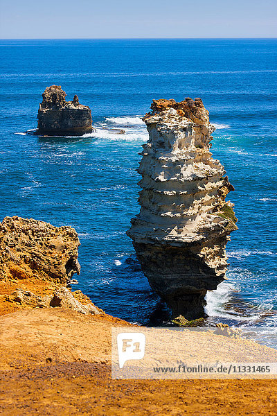 Bay of of Iceland park in Victoria  Australia
