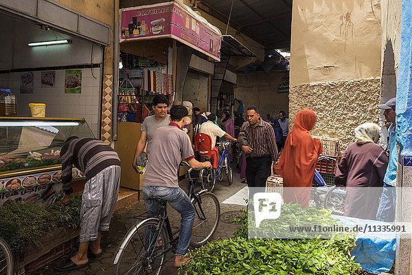Morocco  Taroudant  Medina