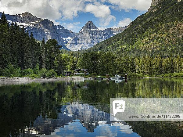 'Waterton Lakes National Park; Alberta  Canada'