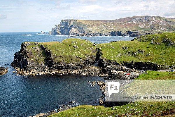 Glencolumbkille Donegal  Ireland.