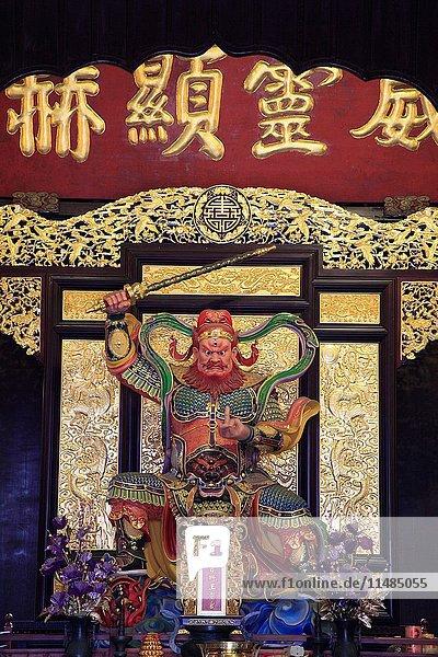 China  Jiangsu  Suzhou  Xuanmiao Guan  taoist temple .