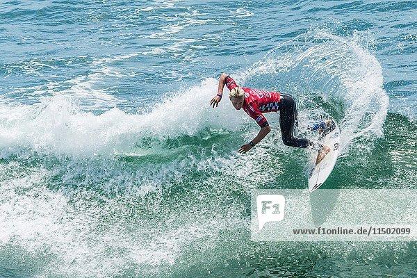 US open Surfing at Huntington Beach  California  July 27 2016.