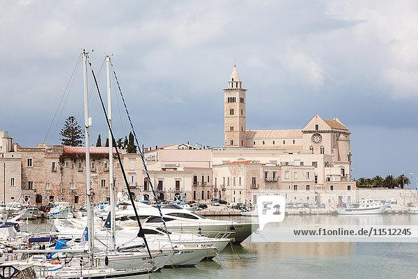 Trani  Apulia  Italy
