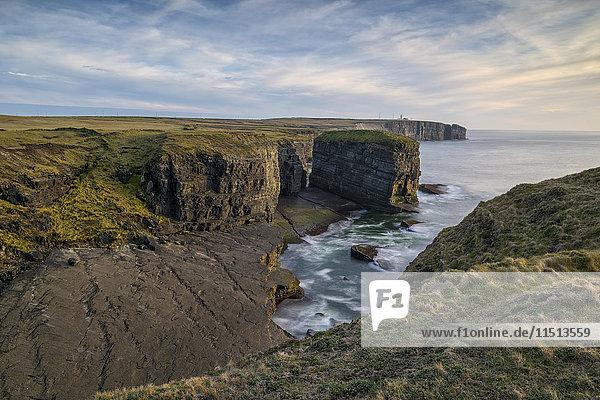 Loop Head  County Clare  Munster  Republic of Ireland  Europe
