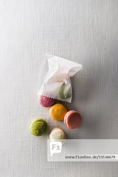 Bag of macaroons