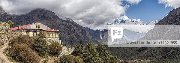 Nepal  Himalaya  Khumbu  Everest-Region  Thame