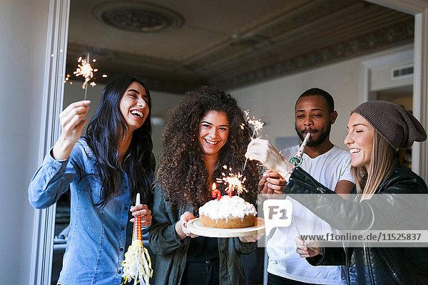 Jugendgruppe feiert Geburtstag
