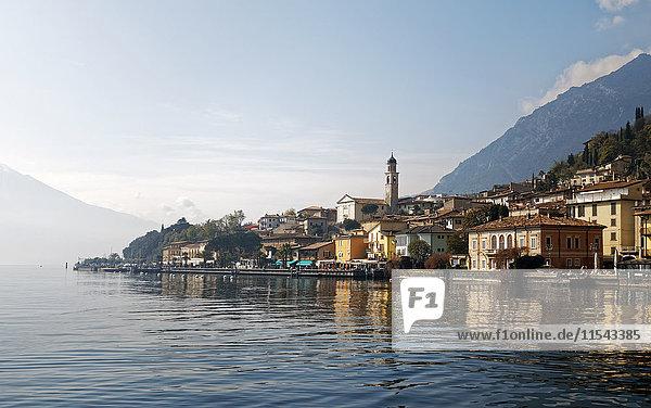Italien  Lombardei  Brecia  Gardasee  Limone sul Garda