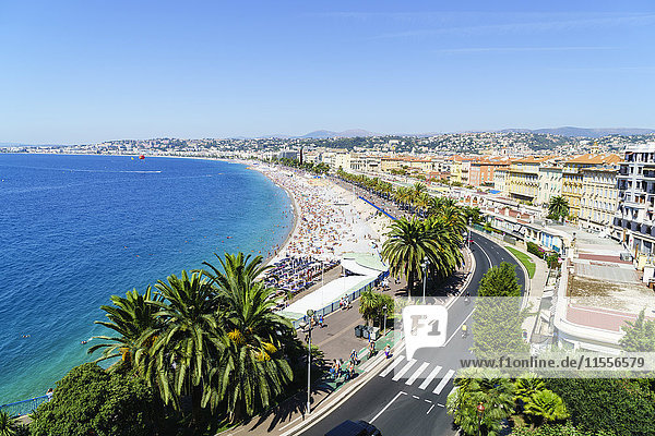 Nice  Alpes-Maritimes  Cote d'Azur  Provence  French Riviera  France  Mediterranean  Europe