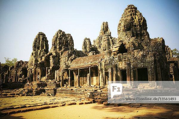 Cambodia  Angkor Wat  Angkor Thom  Bayon temple