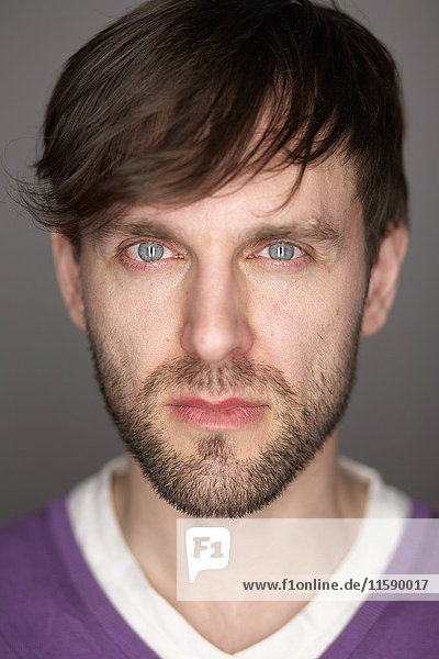 Bildnis eines Mannes mit Bart