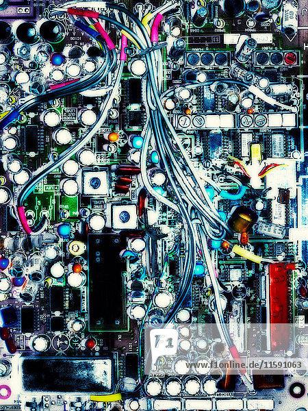 Im Inneren eines Computers