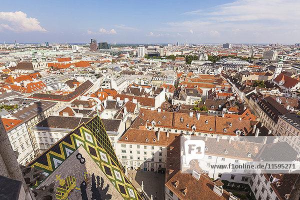 Österreich  Wien  Stadtbild