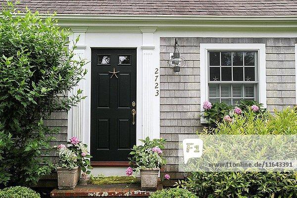 A home in Barnstable  Cape Cod  Massachusetts  United States  North America.