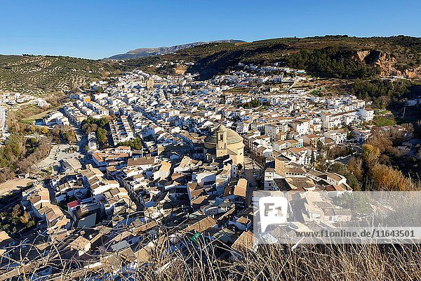 Montefrio  Granada  Andalusia  Spain  Europe.