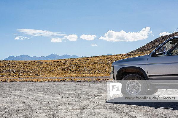 Vehicle  San Pedro de Atacama  Chile