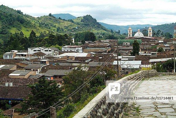 Silvia  near Popayan  Colombia  South America.