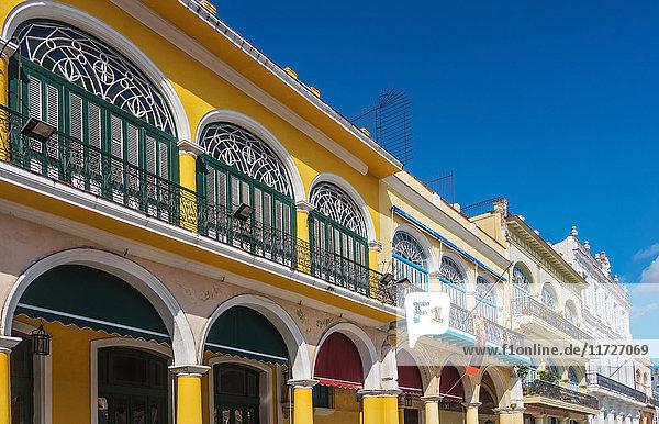 Cuba  Havana  Colonial architecture