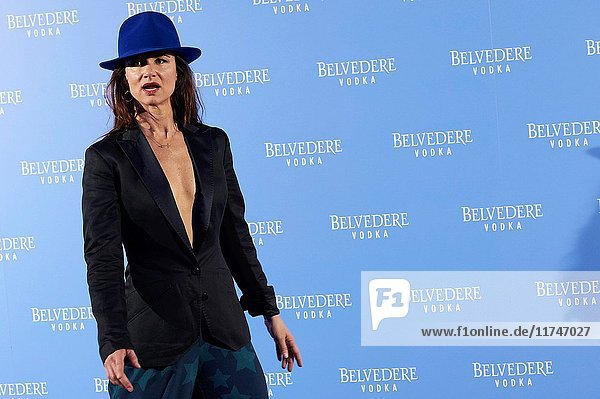 Juliette Lewis attends the Belvedere Vodka Party at Pavon Theater on May 25  2017 in Madrid