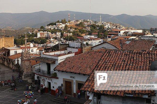 Taxco  Estado de Guerrero  México  América