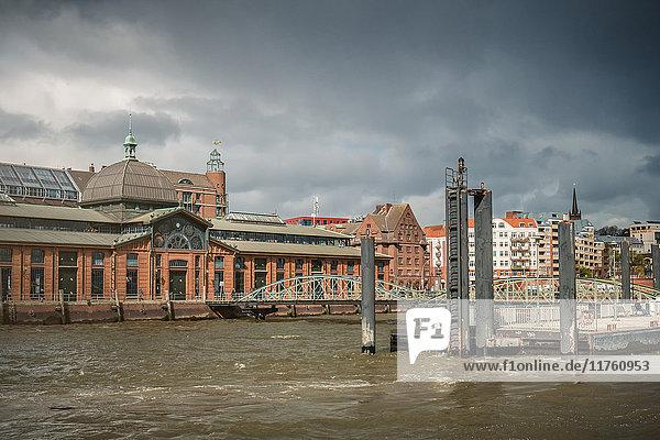 Fischauktionshalle  Hamburg  Germany  Europe