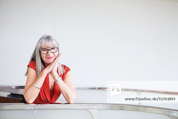 Porträt einer Geschäftsfrau Porträt einer Geschäftsfrau