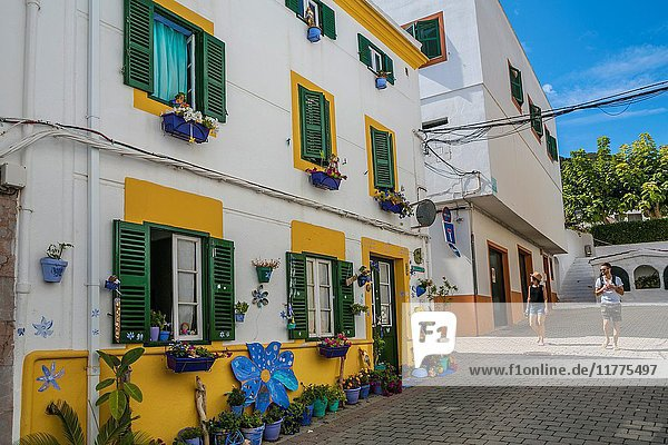 Casa Mariposas House. Ferreries Village. Ferrerias Municipality. Minorca. Balearic Islands. Spain