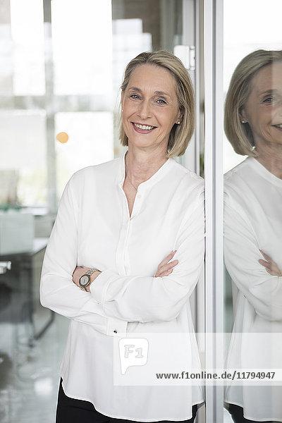 Porträt einer reifen Geschäftsfrau