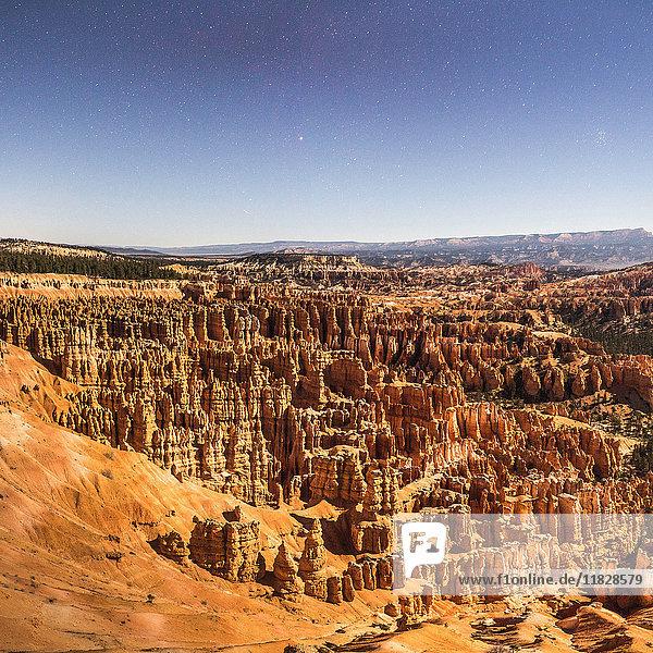 Bryce-Canyon-Nationalpark  Bryce-Canyon  Utah  USA