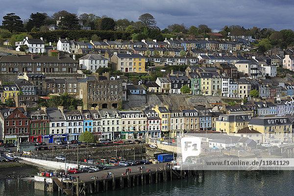 Cobh  County Cork  Munster  Republic of Ireland  Europe