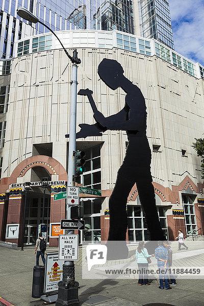 'Seattle Art Museum; Seattle  Washington  United States of America'
