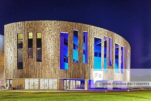 Kultur- und Konferenzzentrum Hof  Akureyri  Island  Europa