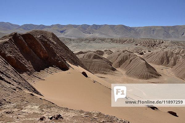 Argentina  Salta region  Rio Grande