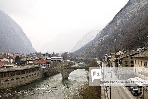 Italy  Aosta Valley  Bard