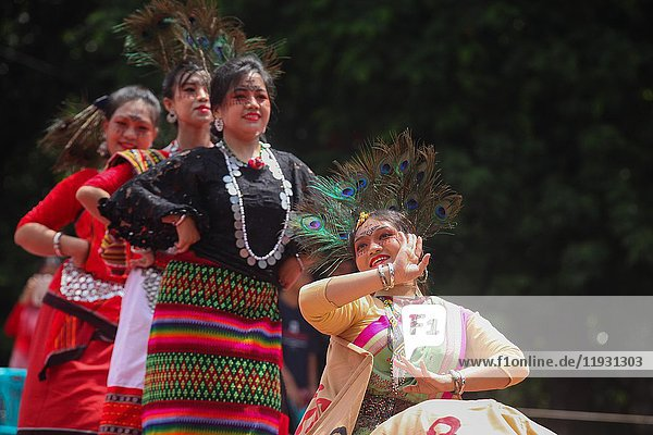 Bangladeshi tribal people are celebrated the World's Indigenous day in Bangladesh on 9th Aug  2017  held to celebrate United Nations' (UN) International Day of the World's Indigenous People. The event is observed to promote and protect the rights of the indigenous communities rich and diverse cultures.