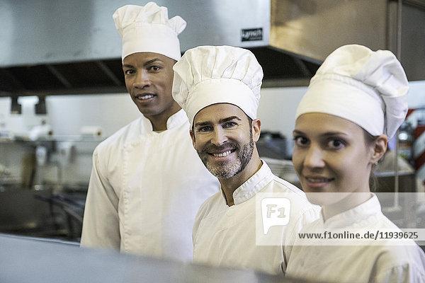 Köche in der Großküche