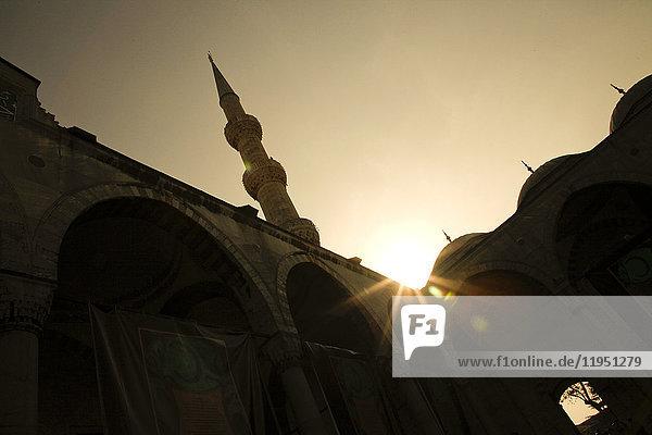 Turkey  Istanbul  Blue Mosque