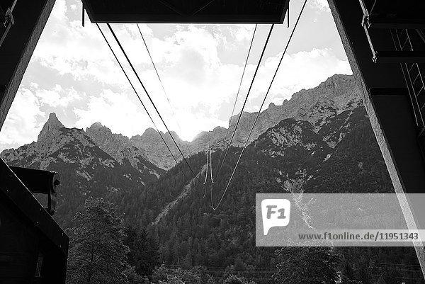 Alpen  Karwendelbahn
