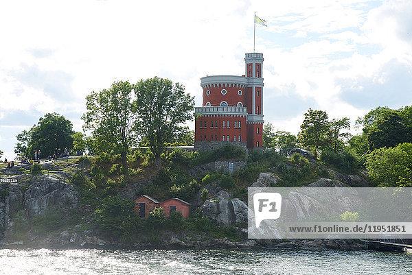 Schweden  Stockholm  Kastellet