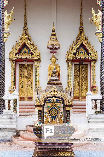 Sirey-Tempel Wat Ko  Phuket  Thailand