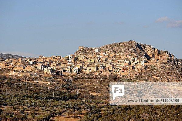 Calasanz  Peralta de Calasanz municipality. La Litera  Huesca province  Aragon  Spain.