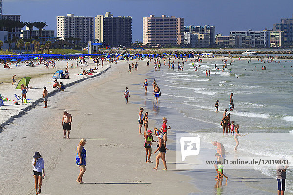 USA  Florida. Clearwater